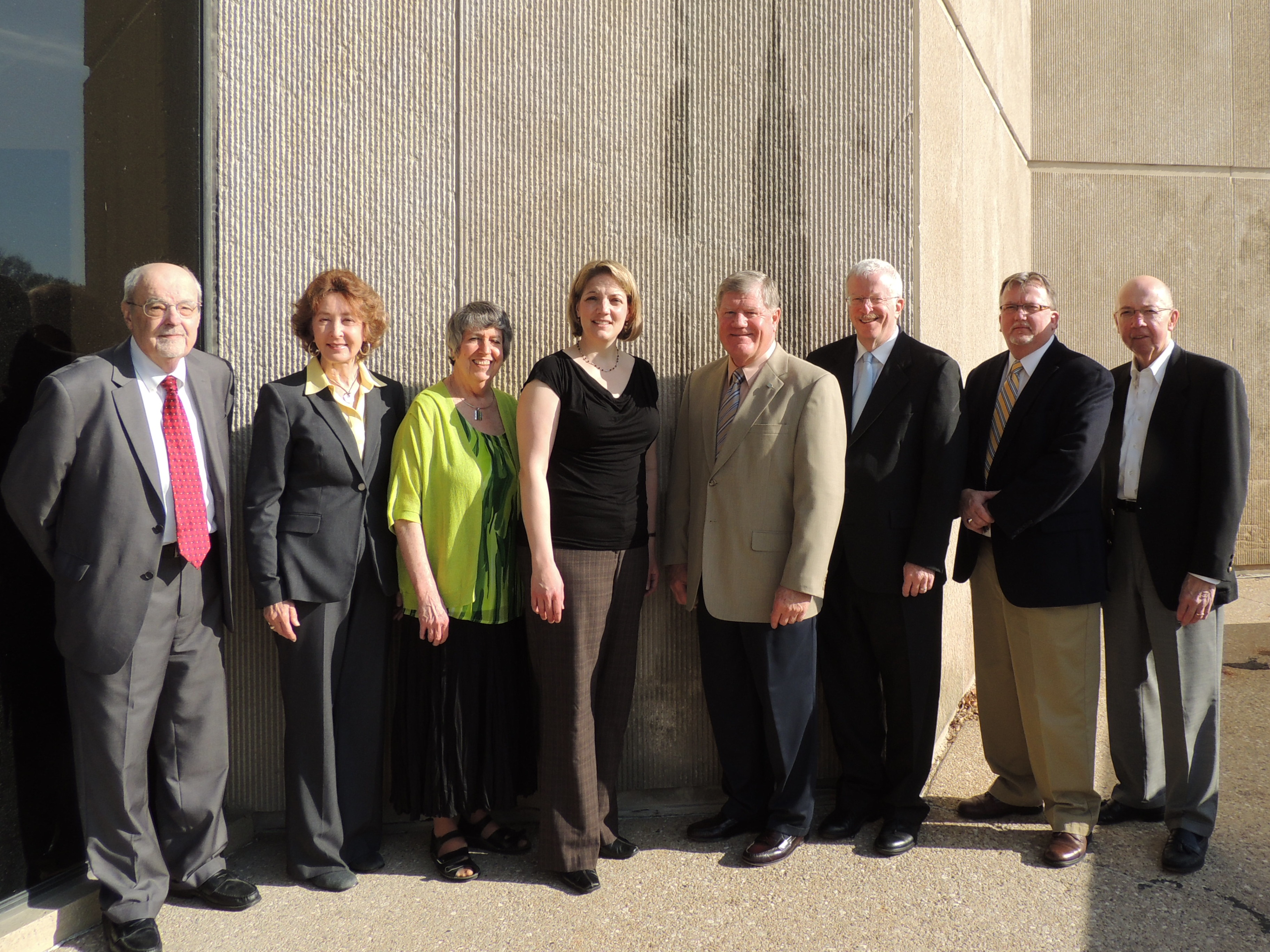 Council on Human Services Members Picture