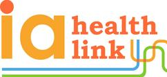 Iowa Health link Logo